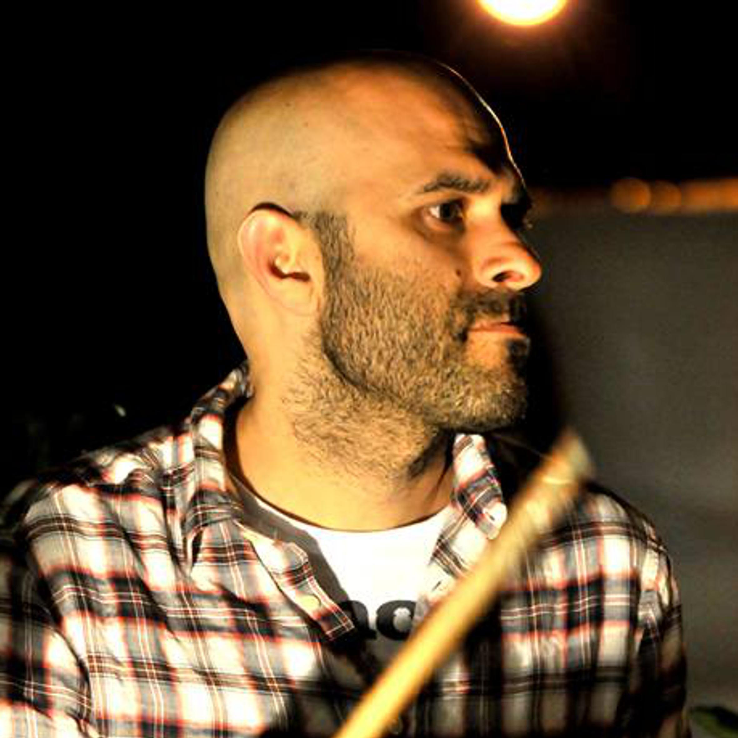 Tommy Graziani: Batteria